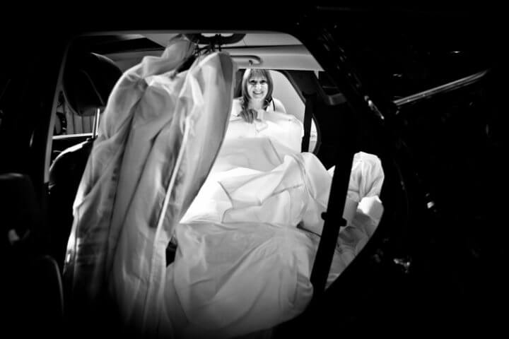 bride and groom dress wedding