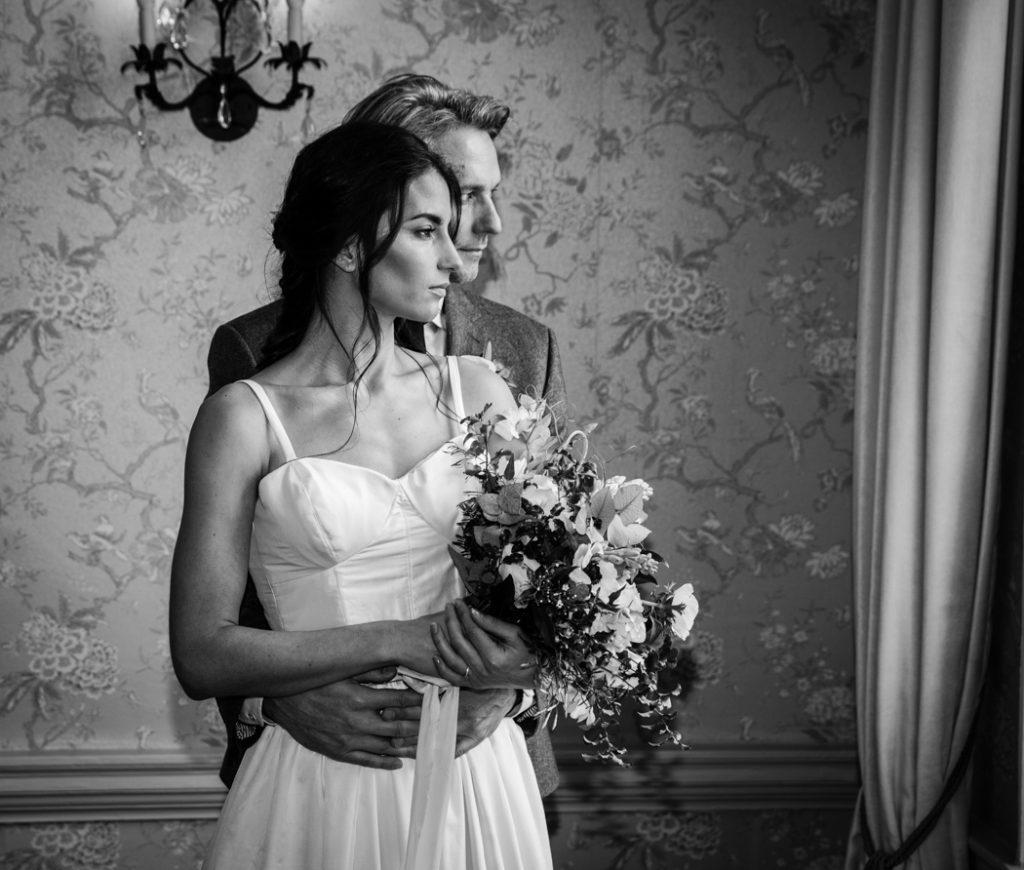wedding bride dress groom