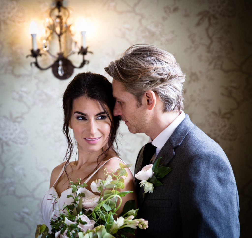 wedding dress groom bride