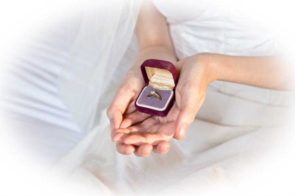 wedding bride ring