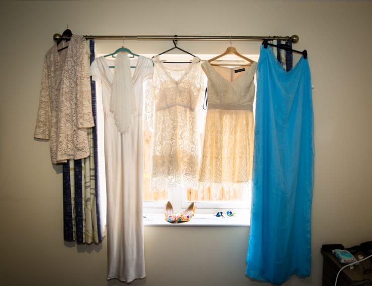 dress dresses window