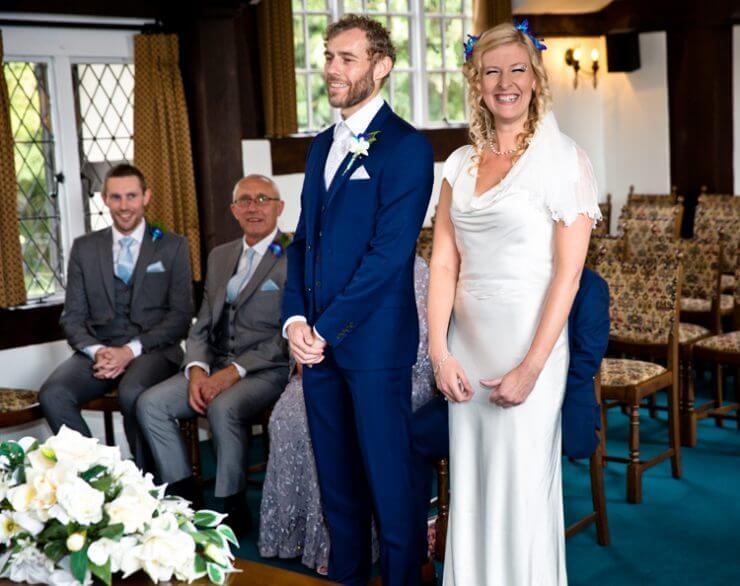 smile smiling bride groom wedding