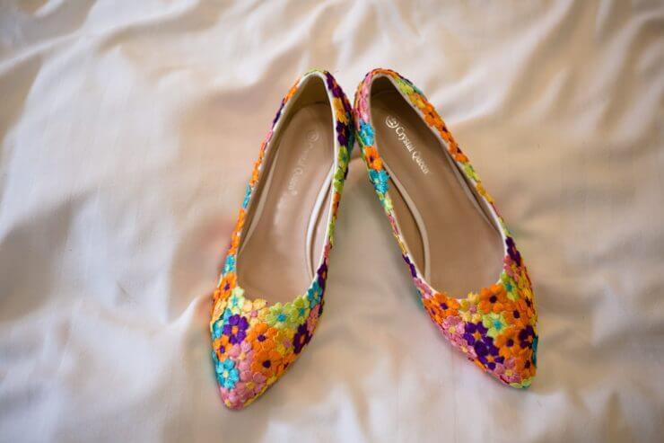 shoe shoes bride