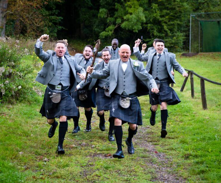 Braveheart  the Wedding