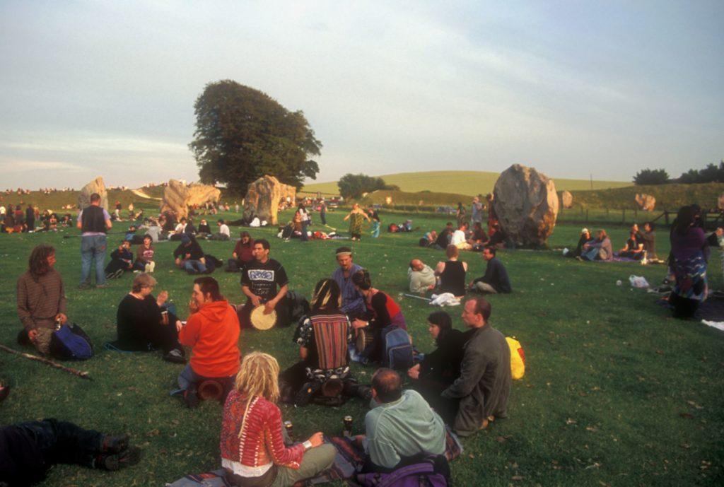 Avebury stones UK