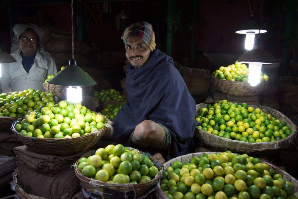 Calcutta-Market India