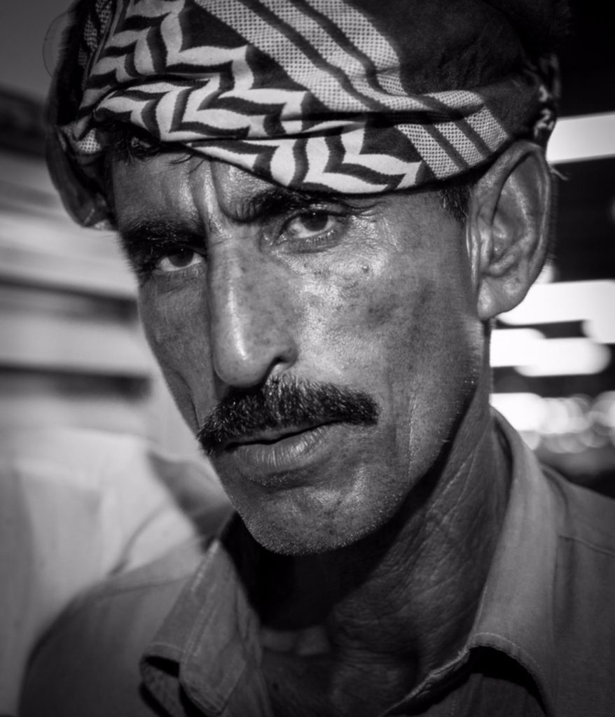 Dubai-Fish-Market-seller