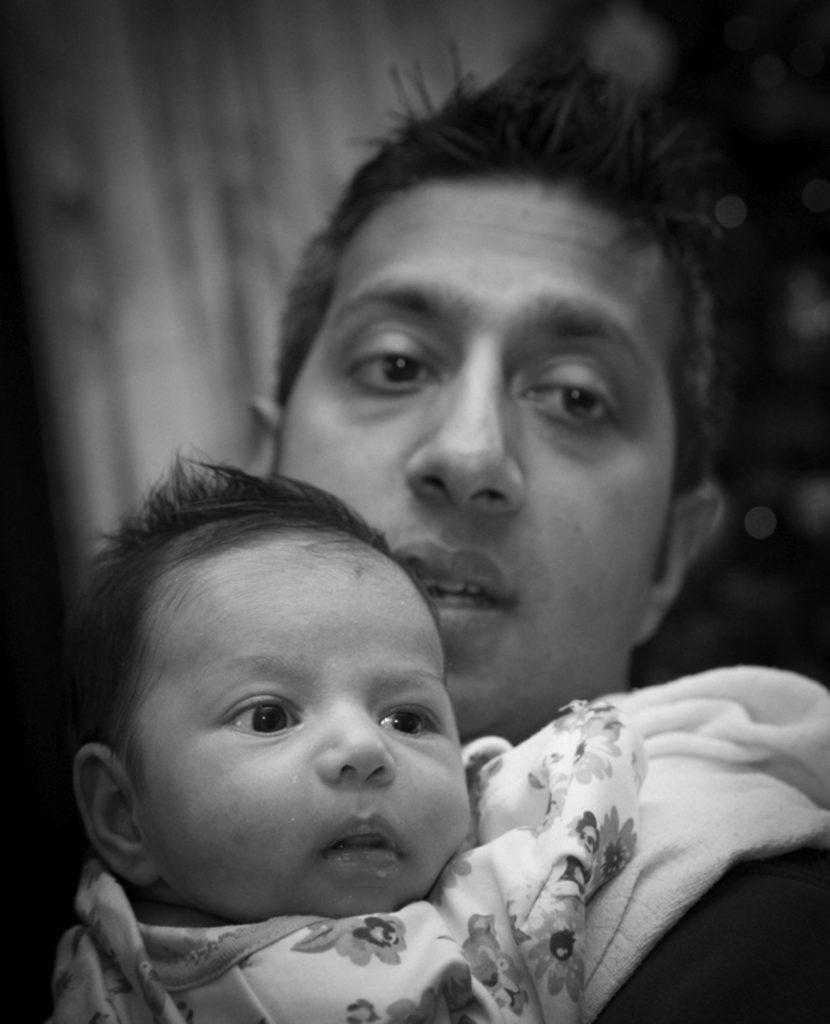 Romeo & Dad Tony