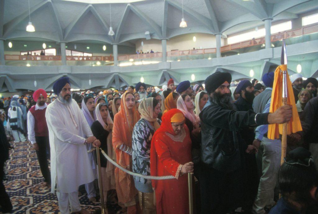 Sikh Temple Gurdwara London