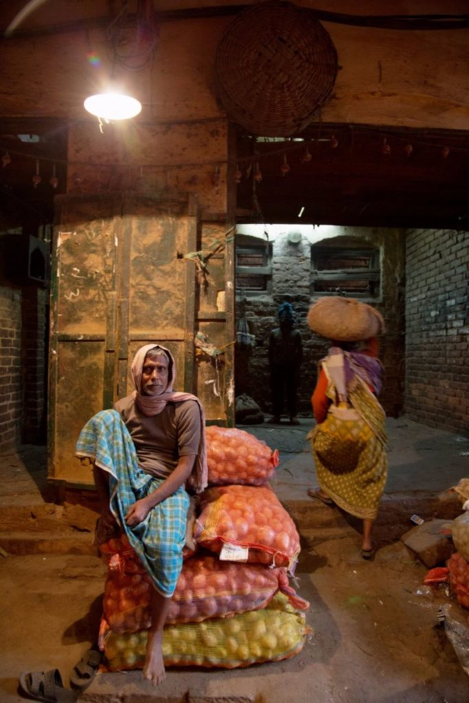 Market-Calcutta