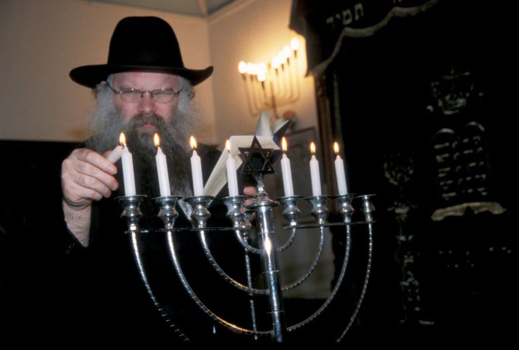 Rabbi Hanukah Synagogue