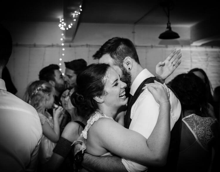 Carly & Kelv first dance