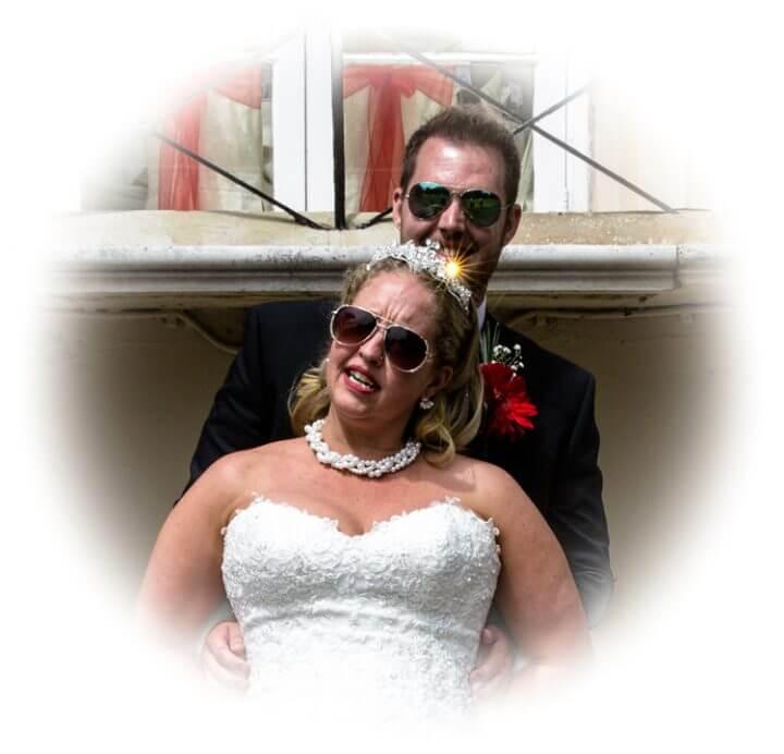 shine sparkle tiara bride