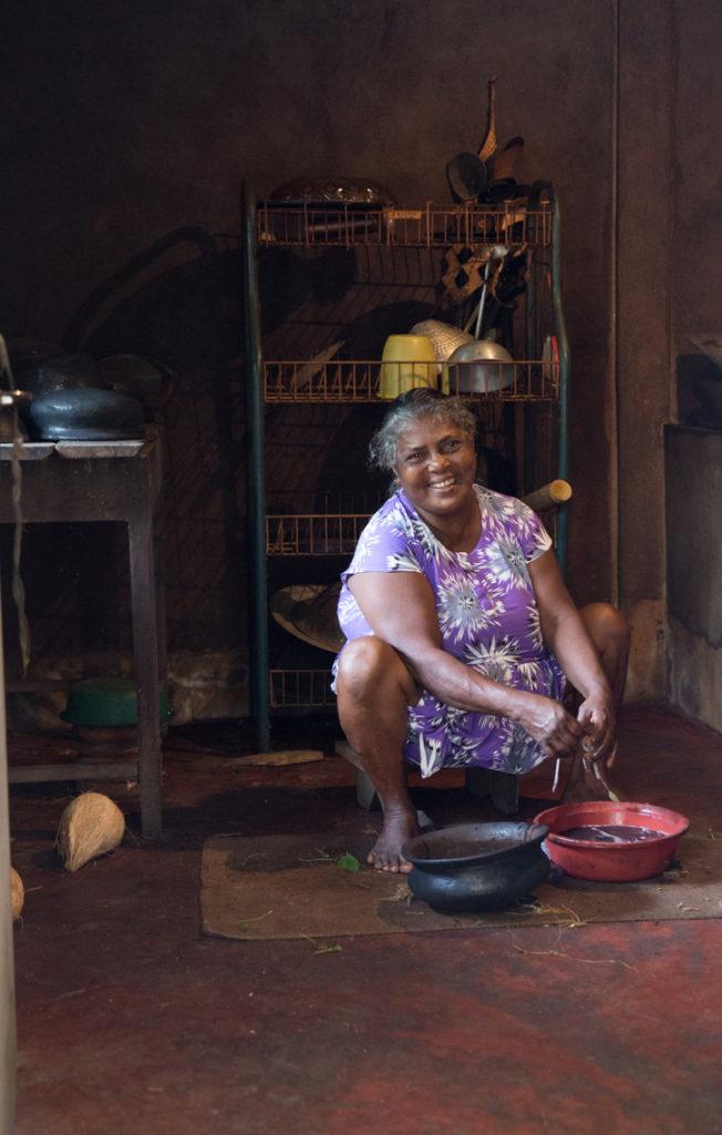 Sri Lanka family home