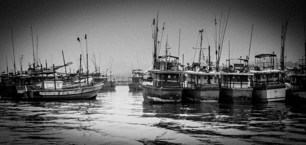Fishing Boats Sri Lanka