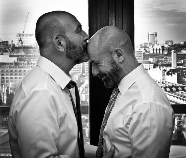 wedding gay view London